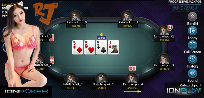 Babak Ketiga Judi IDN Poker Online