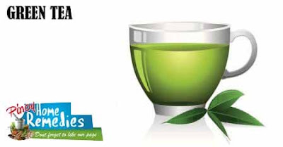 Top 10 Foods That Help You Smell Nice: Green Tea