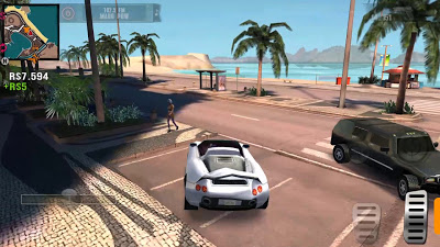 Gangstar Rio: City of Saints 1.2.2b APK+OBB For Android