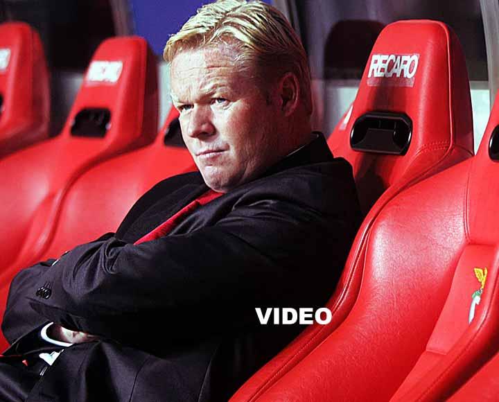 Ronald Koeman, SL Benfica, fc barcelona, Benfica vs Barca, Champions League, Liga dos Campeoes, 2021,