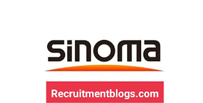 Multiple Vacancies At Sinoma CDI | HR - Document control -contract engineer-receptionist-امين مخزن - فني كهرباء