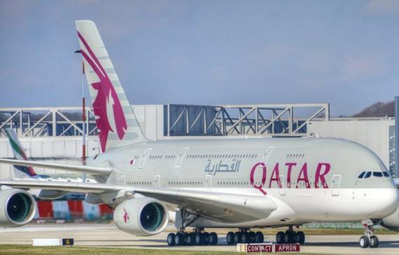 Aircraft of Qatar Airways (Source- Flickr)