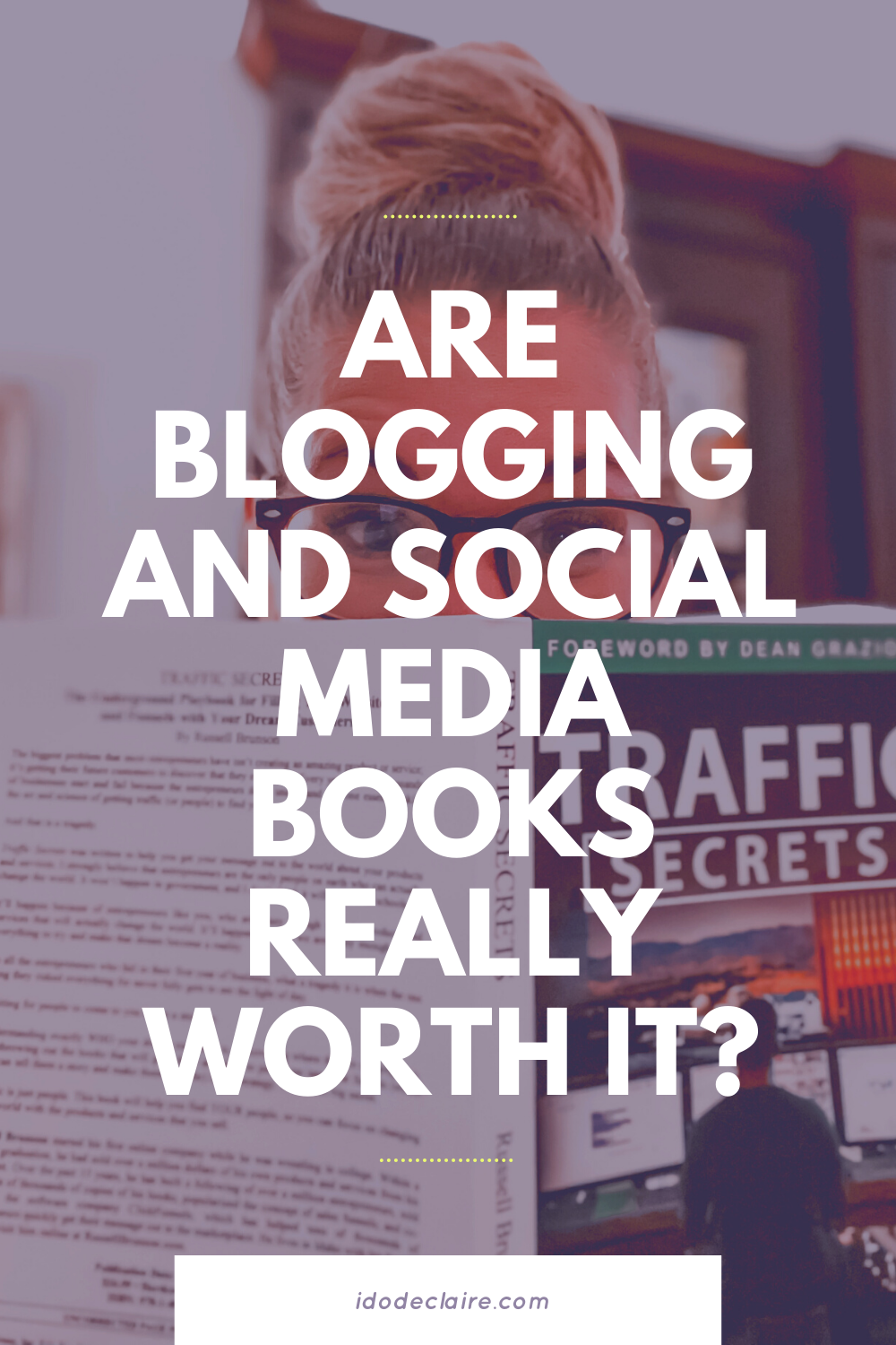 Are Blogging and Social Media Books Really Worth It?