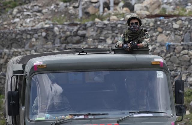 Ο γεωστρατηγικός αντίκτυπος της σινο - ινδικής σύγκρουσης