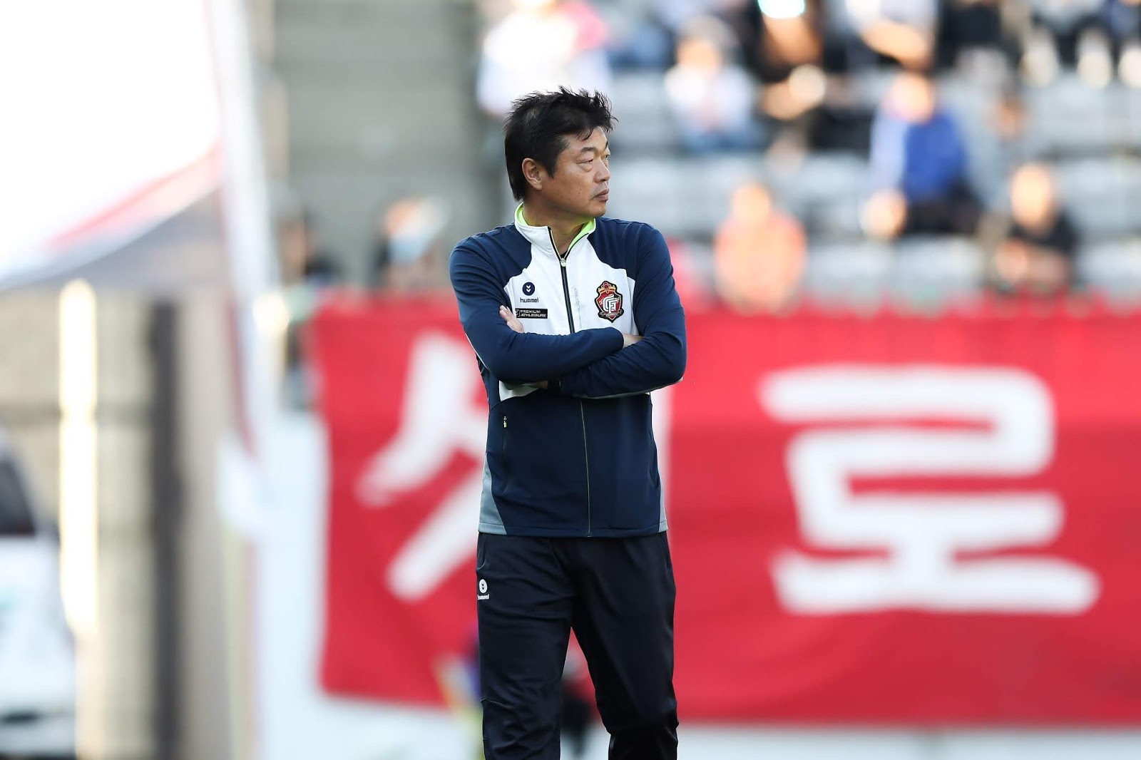 K League 1: Gangwon FC vs Gyeongnam FC
