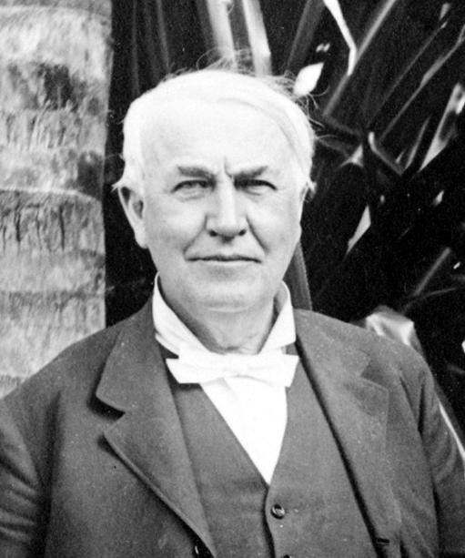 Thomas edison an inventor and a