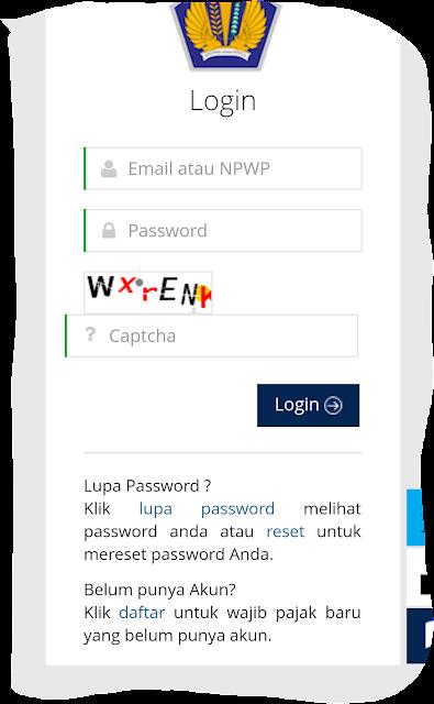 Cara Daftar NPWP Online Untuk Data SKAKPT Simpatika 2018
