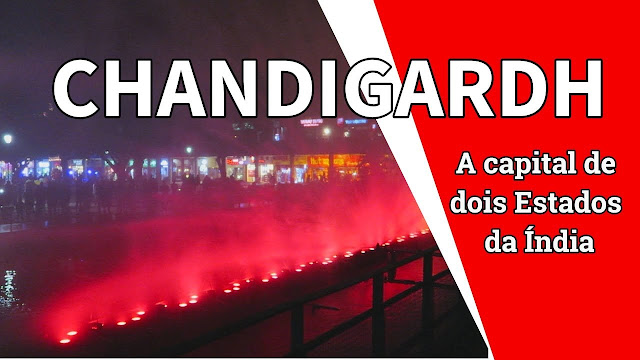 Chandigardh na Índia