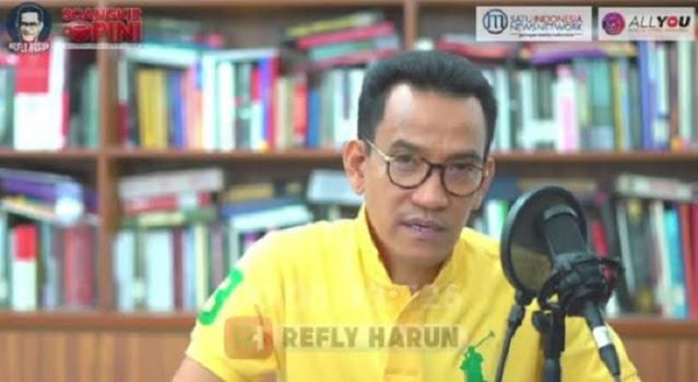 Refly Bayangkan Skenario Jahat Pemilu 2024: 7 Partai Bermufakat Singkirkan Demokrat dan PKS