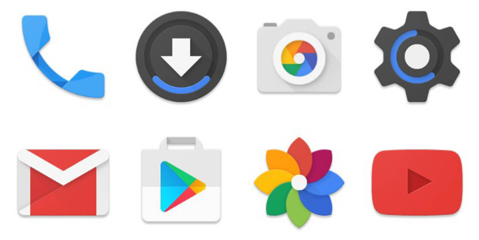 Iconos CandyCons Icon Pack