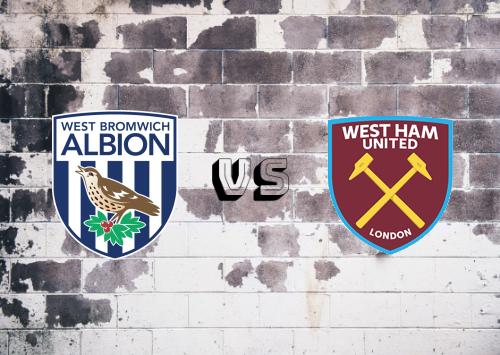 West Bromwich Albion vs West Ham United  Resumen