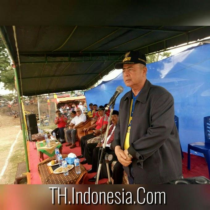 Wagub Nasrul Abit : Generasi Muda Mesti Lawan Narkorba