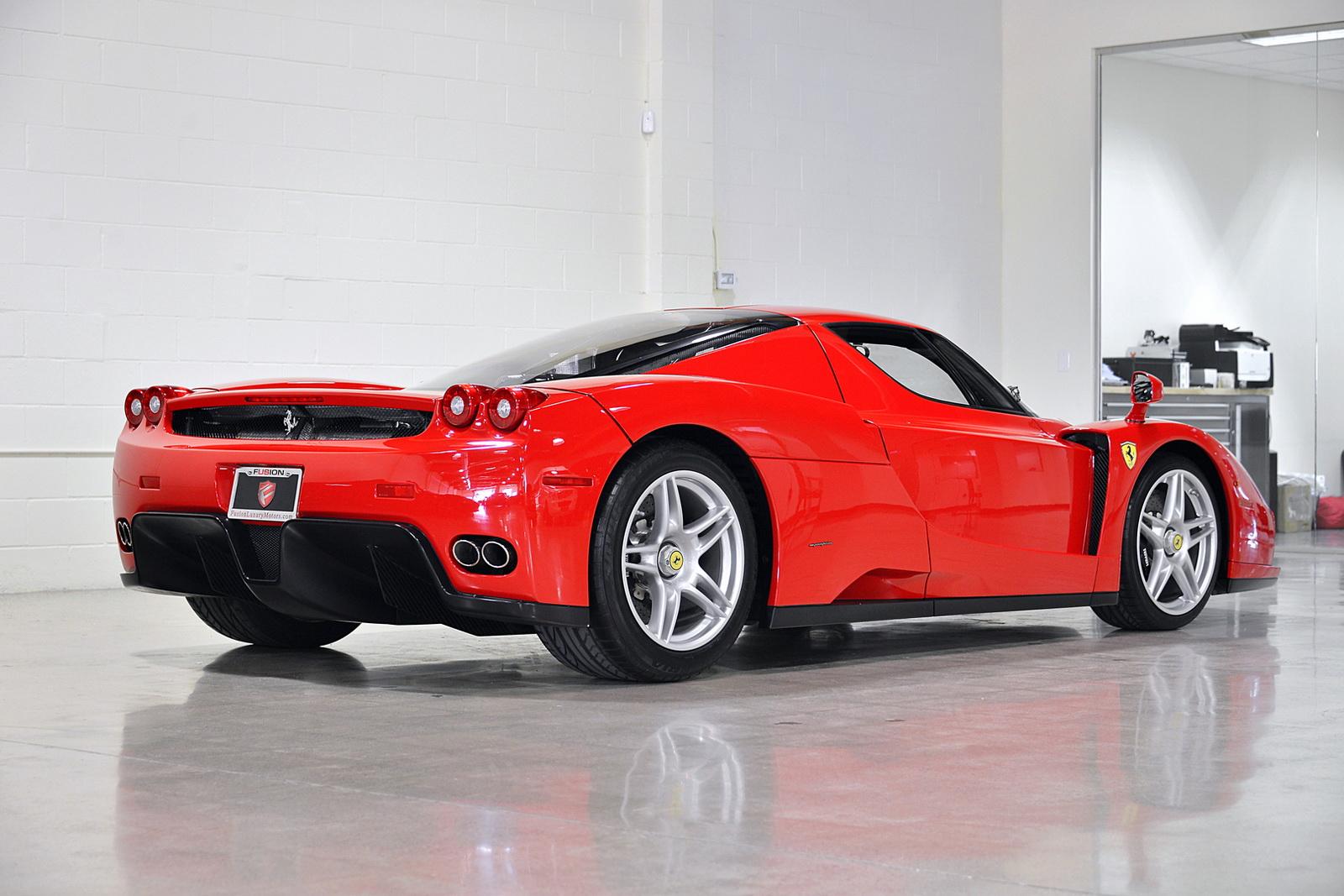 Ferrari F80 Price >> My Precious: Ferrari Enzo With Just 354 Miles For Sale - carscoops.com