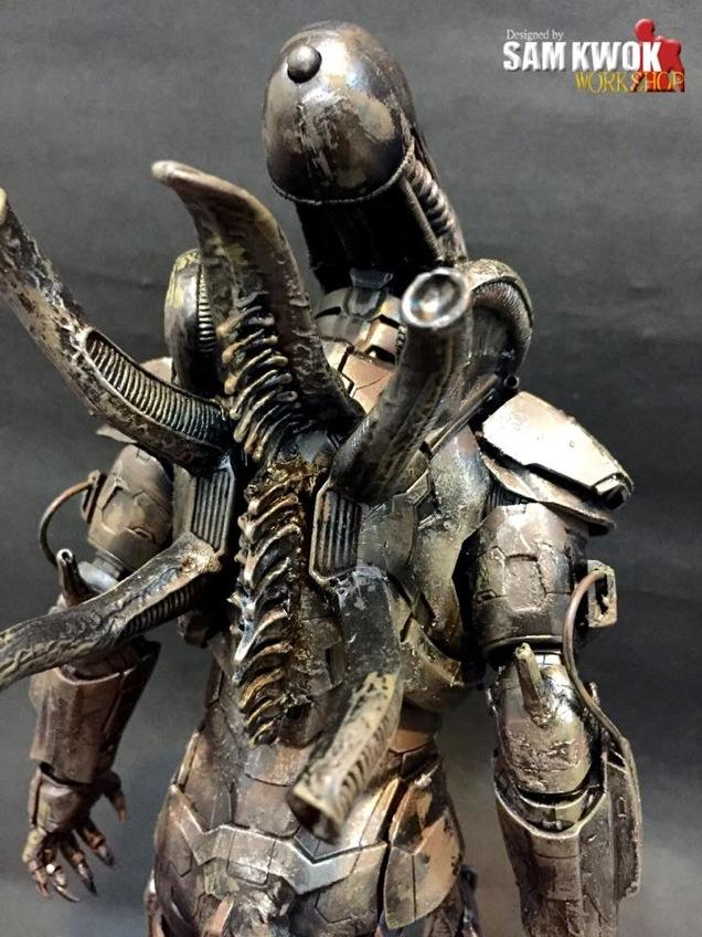Iron Alien