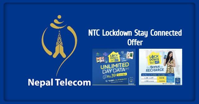 NTC lockdown offers