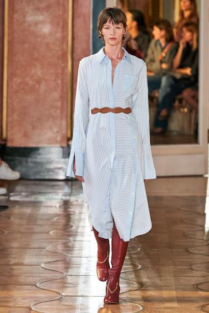 Модное платье весна-лето 2020 15
