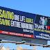 Billboard in Dallas!