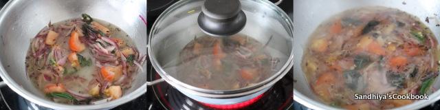 alai Maavu Sambar Recipe Step by Step Pic 6