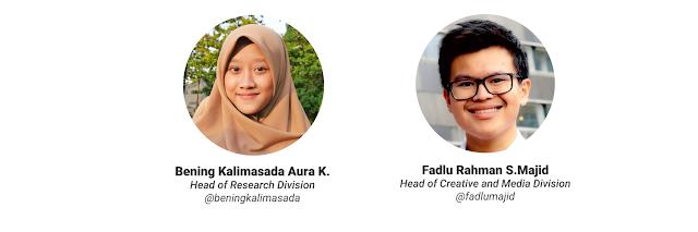 Main Leaders Teens Go Green Indonesia