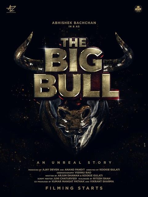 THE BIG BULL 2021 MOVIE