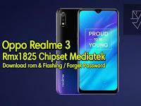 Download Rom Official / Flashing Oppo Realme 3 Rmx1825 Mediatek Lupa Password Kunci Layar, Bootloop, Hang Logo