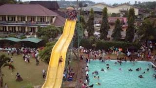 tempat wisata dan rekreasi di kolam renang safana sukabumi