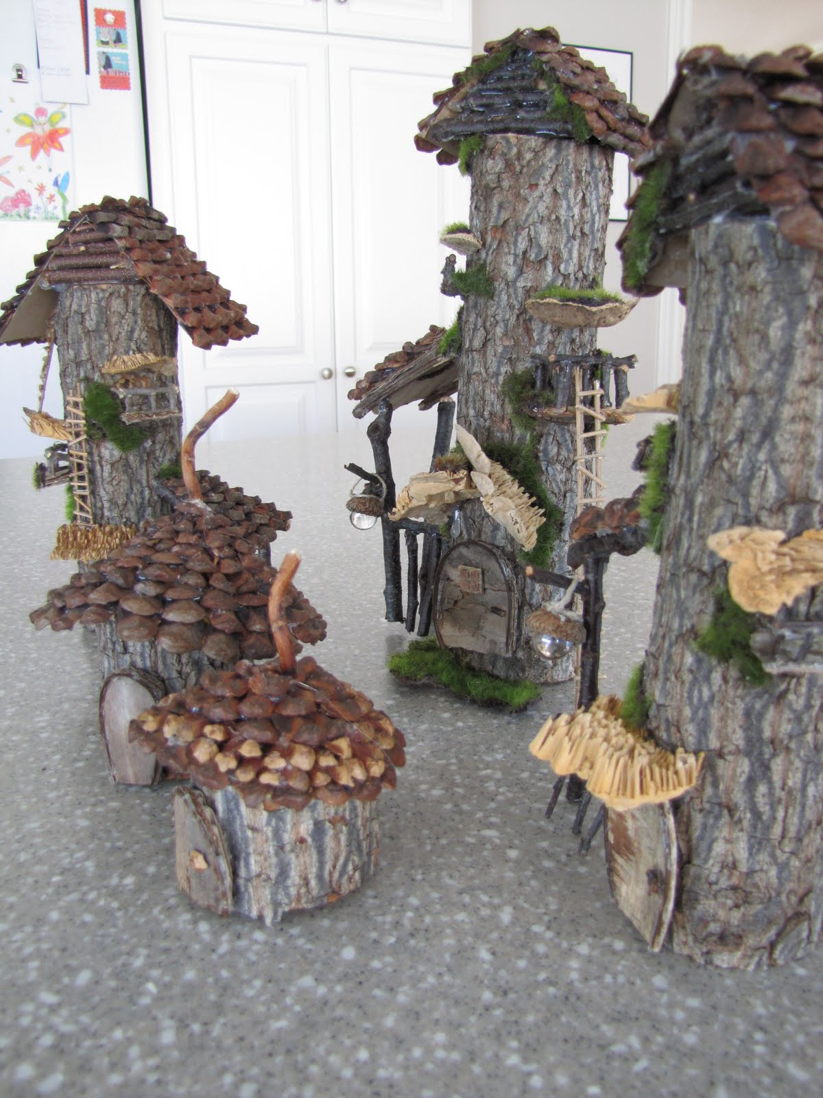 Fancilicious Fairylands: Welcome To Woodland Fairy Village