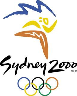 Sydney 2000 Olympic Logo