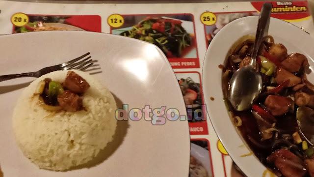 Rumah Makan Juminten Pamanukan Daftar Menu dan Harga di juminten Cafe & Resto