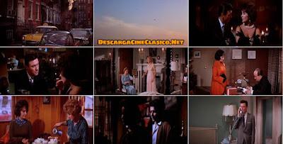 Una mujer marcada (1960) Butterfield 8 - Capturas