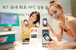Samsung SHW-A170K NFC-enabled phone for KT in South Korea 2