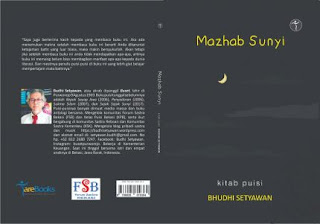Buku: Mazhab Sunyi karya Budhi Setyawan