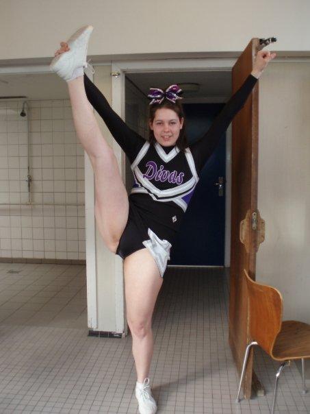 Sexy Cheerleaders Cheerleader