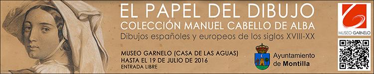 AYUNTAMIENTO DE MONTILLA - EXPOSICIÓN MUSEO GARNELO