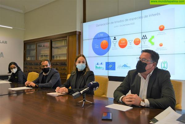 Cabildo y Reserva de la Biosfera lanzan un proyecto contra las plantas invasoras