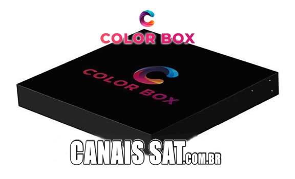Color Box Nova Atualização V2.0047 - 31/01/2020