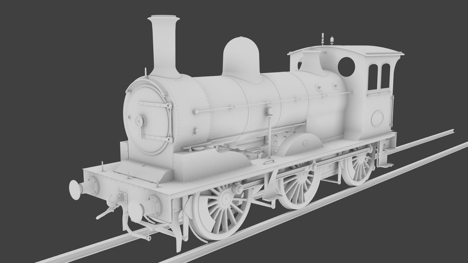 Victory Works: LNER J21 (NER Class C): Continuing WIP