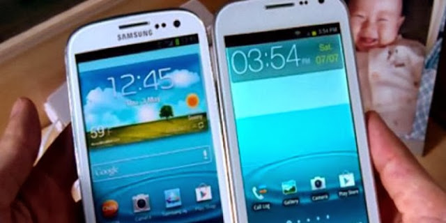 Tips membedakan Smarthphone Replika dengan Smarthphone Asli