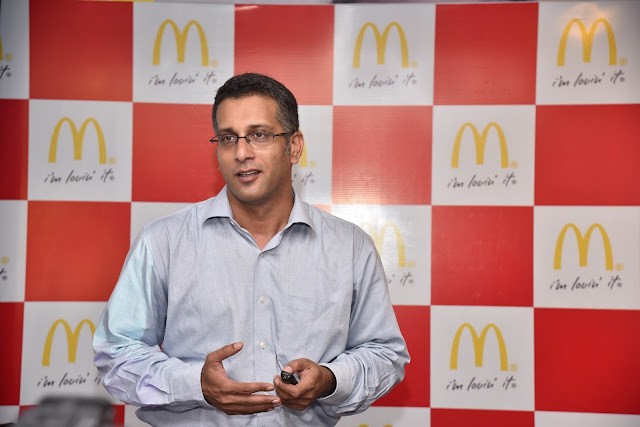 Gerald Dias - Business Operations Director – South Hardcastle Restaurants Pvt Ltd - McDonald's India (West & South)