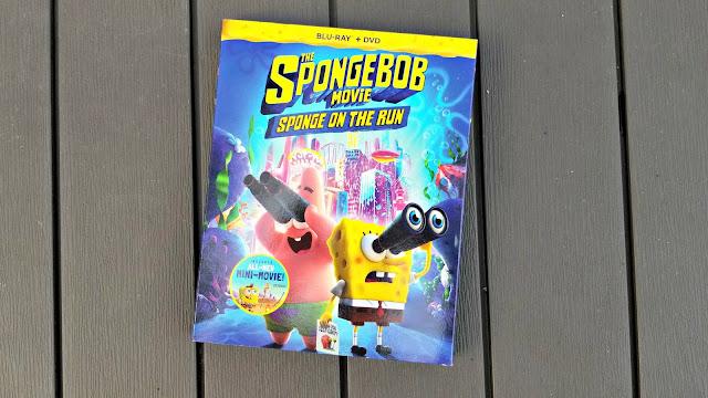 new spongebob movie