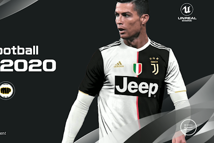PATCH PES 2020 MOBILE V4.1.0 NEW STARTSCREEN BACKGROUND KITS