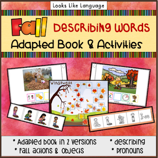 Fall is a colorful time to build colorful words! Make nixed level groups easier!