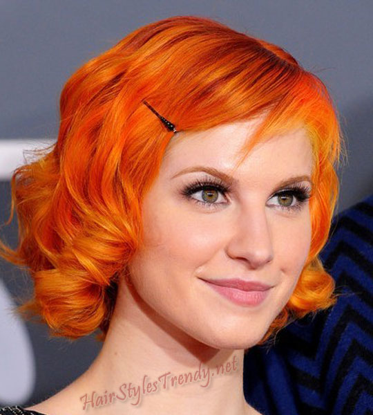 Amazing Hot Celebrity Pictures Hairstyles For Women Draintrainus