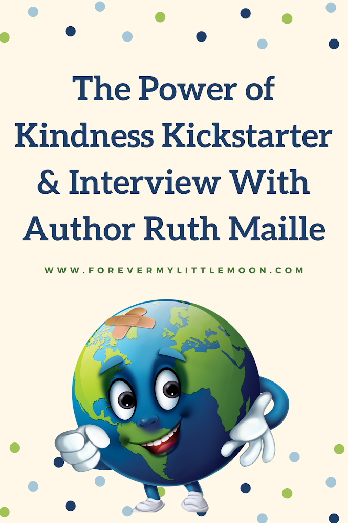 The Power of Kindness Kickstarter & Interview With Author Ruth Maille