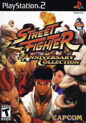 Street Fighter Anniversary Collection (PS2) 2004
