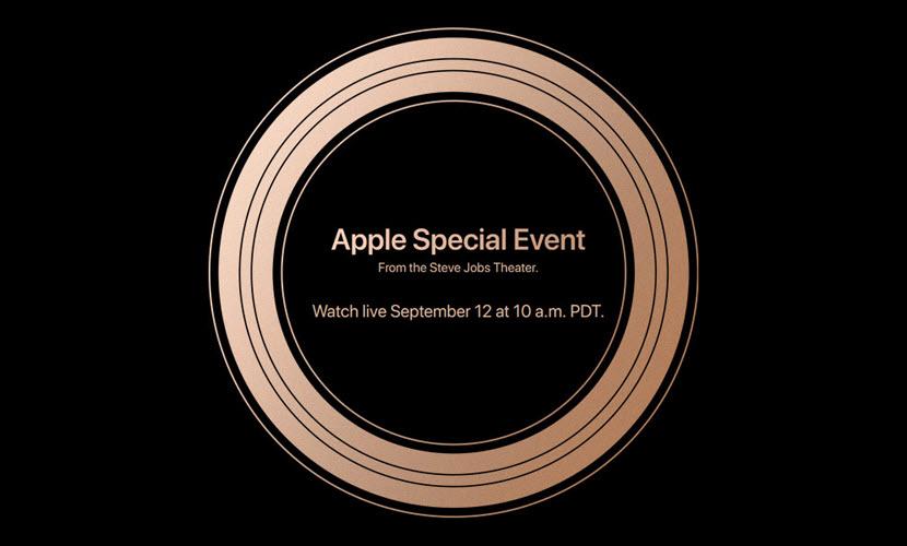 آبل تؤكد رسميا أن مؤتمر الكشف عن الجيل الجديد من الآيفون سيعقد يوم 12 سبتمبر