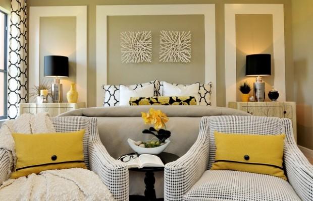 Tα χρώματα που φτιάχνουν την ψυχολογία και πώς να τα βάλετε στο σπίτι σας (Μέρος Β)