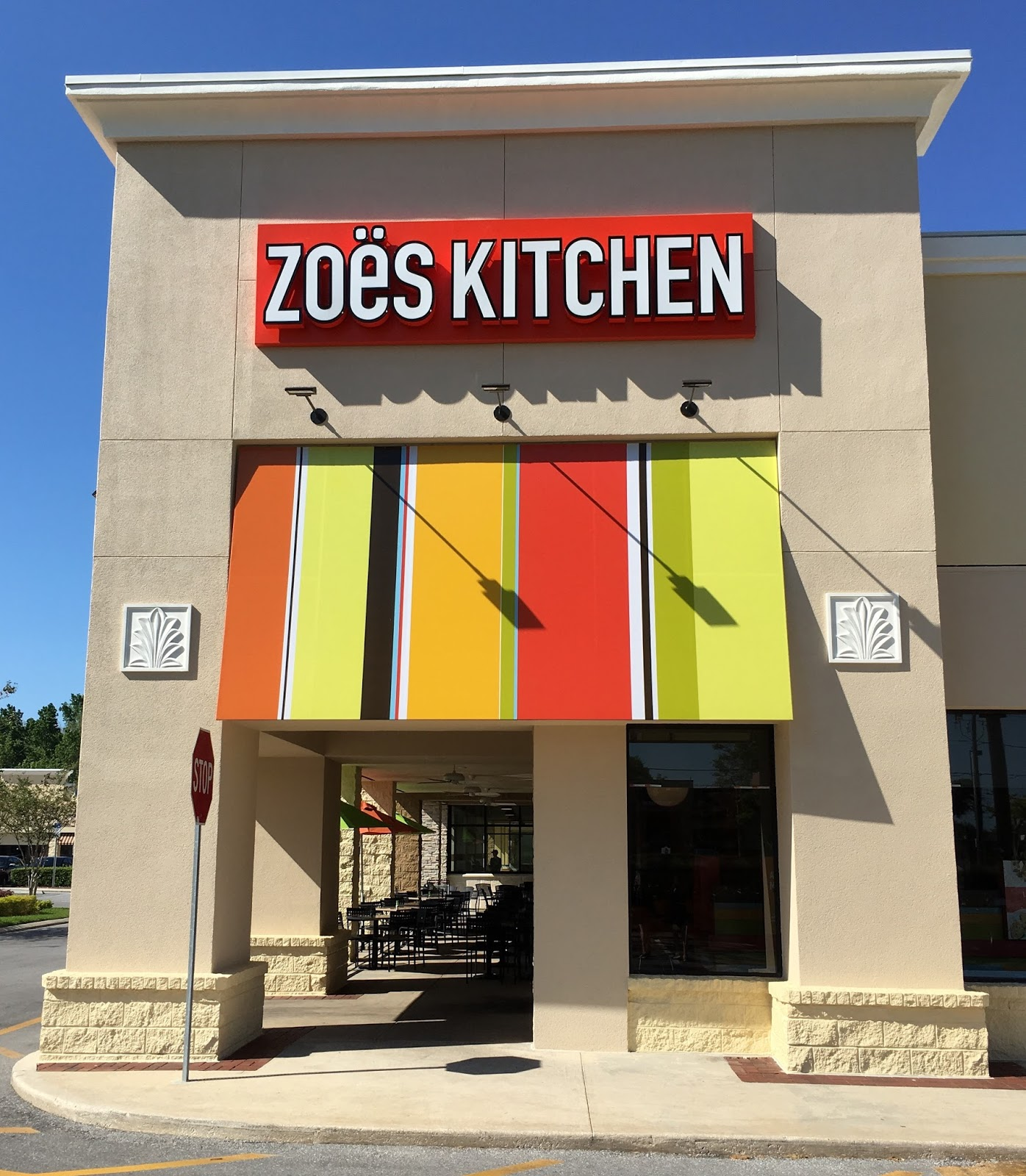 Alexis\'s Gluten Free Adventures: Zoes Kitchen