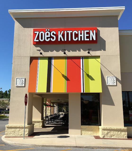 Alexis S Gluten Free Adventures Zoes Kitchen