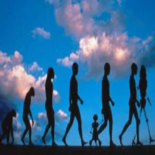 Série Olhar e Humanidade tube-Futuro dez mil anos da humanidade.